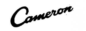 cameron iron works logo